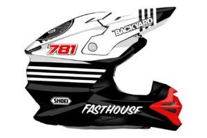 Rider ID Productos -Envolturas para casco MX